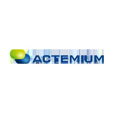 ACTEMIUM Pau-logo