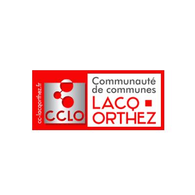 Communauté de communes Lacq Orthez-logo