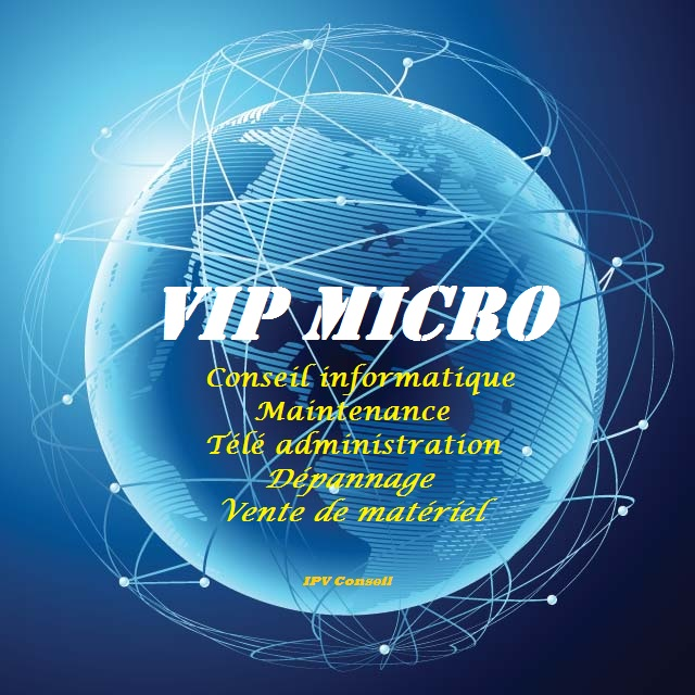 VIP-MICRO LOGO