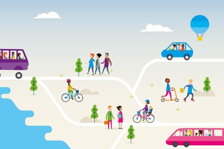 challenge de la mobilité