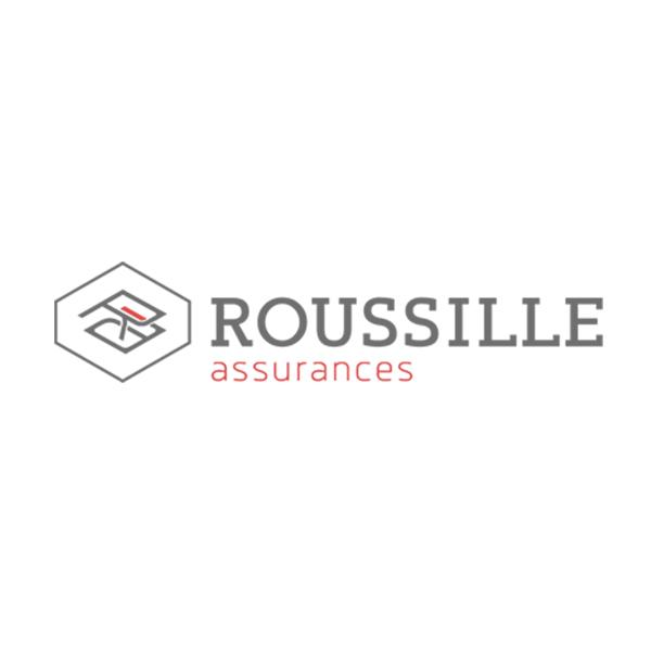 Roussille Assurances-logo