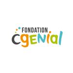 Logo fondation cgénial