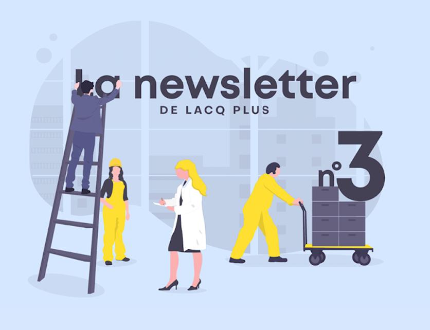 Newsletter Lacq Plus Janvier 2019