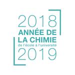 Logo année de la chimie