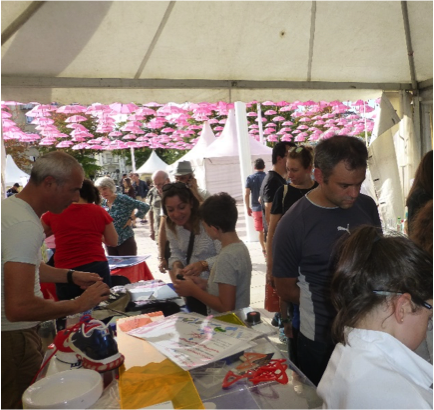 Fête de la science 11 2018
