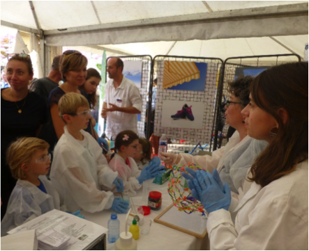 Fête de la science 6 2018