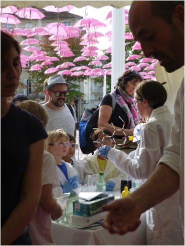 Fête de la science 8 2018