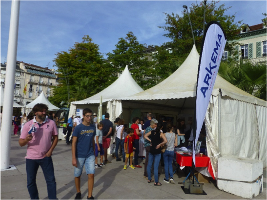Fête de la science 9 2018