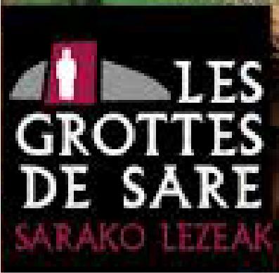 Logo Grotte sare