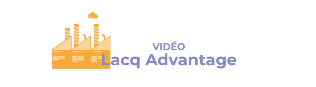 Vidéo lacq advantage