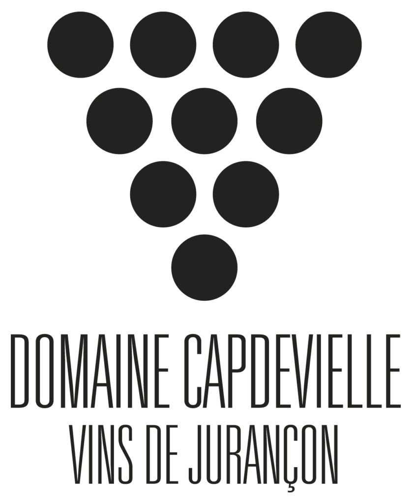 DOMAINE CAPDEVIELLE LOGOTYPE